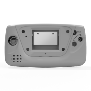 Game-Gear-Shell-Case-Sega-Grey-New-Replacement-RetroSix-ABS