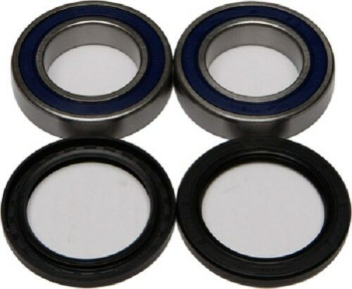 Rear Axle Bearing /& Seal Kit Fits Arctic Cat DVX400,Suzuki LT230//250//300,LTZ400