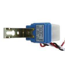 12V 10A AC DC Street Light Photocell Photoswitch Sensor Auto On Off Switch