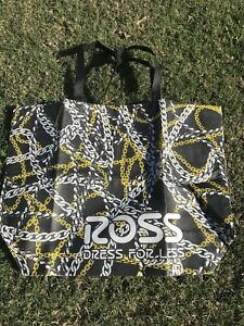 cost charm factory outlets undefeated x Details about USA Ross Dress for Less Hawaii extra large eco bag new item  Shopping