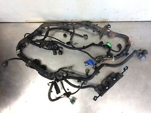 96-98 Civic EX AT Wire Harness Engine Wiring Loom Cables Plugs Sub Cord OEM  | eBayeBay