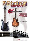 7-String Guitar : An All-purpose Reference For Navigating Your Fretboard by Andy Martin (2000, Paperback)