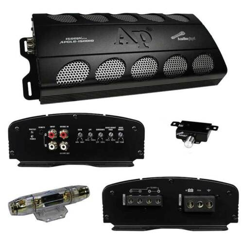 Audiopipe Class D Monoblock Amplifier 1500W