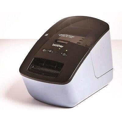 Brother P-touch QL-700B Etikettendrucker (QL700BG1) monochrom 300 dpi S/W