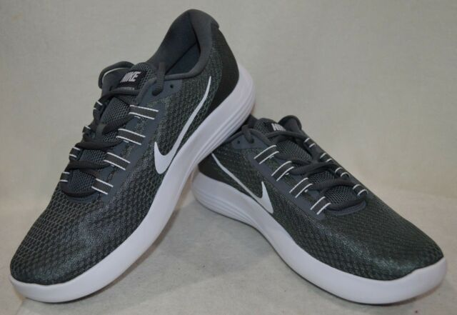 40fac6078450e Nike Lunarconverge Grey White Anthracite Men s Running Shoes-Assorted Sizes  NWB