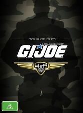 GI Joe Tour Of Duty Collection 1 DVD 2009 5-Disc Set Animated Series From 80's