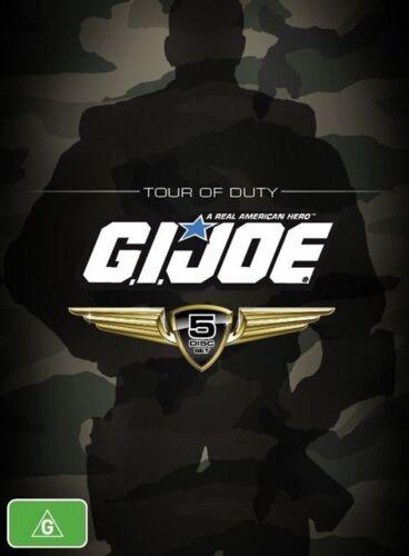 1 of 1 - GI Joe - Tour Of Duty : Collection 1 (DVD, 2009, 5-Disc Set)