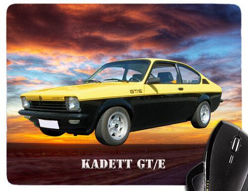 Mauspad mit Motiv Opel Modelle Car Mousepad Handauflage Teil 2 von 2