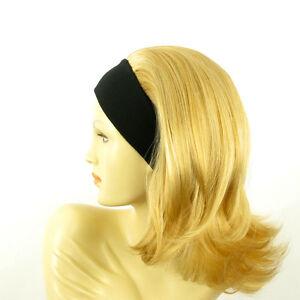 Perruque-avec-bandeau-blond-dore-clair-clair-ref-XENA-en-LG26