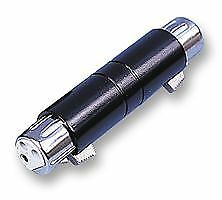 ADAPTOR XLR S TO S ADAPTOR BLACK      Connectors InterSeries adapters - Manchester, United Kingdom - ADAPTOR XLR S TO S ADAPTOR BLACK      Connectors InterSeries adapters - Manchester, United Kingdom