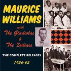 The Complete Releases 1956-62 von Maurice with The Gladiolas & The Zodiacs Williams (2015)