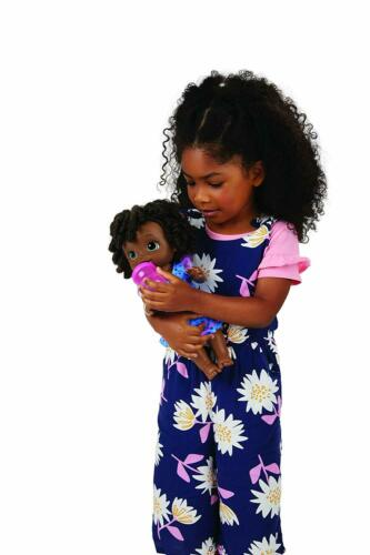 Baby Alive Magical Mixer Baby Doll Berry Shake Blender Accessories Black Hair