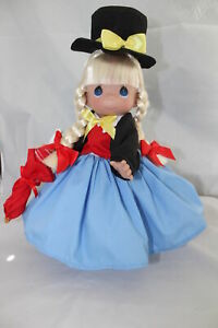 "Disney D23 Disney Bounding DONALD 12/"" Precious Moments Doll"