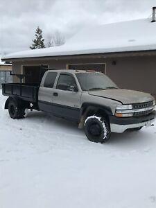 2001 Chevrolet C/K 3500