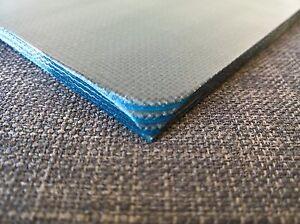 medium-Micarta-knife-scales-blanks-block-blue-cotton-gray-linen-handmade
