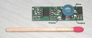 5 Volts-régulateur, Cti Fpv Mini Mp1584 Bec Ubec 5-25 V - 5 V 3 A-afficher Le Titre D'origine