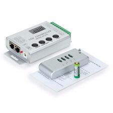 DC 12V WS2812 WS2811 WS2801 LPD6803 LED Strip HC008 4 Button RF controller