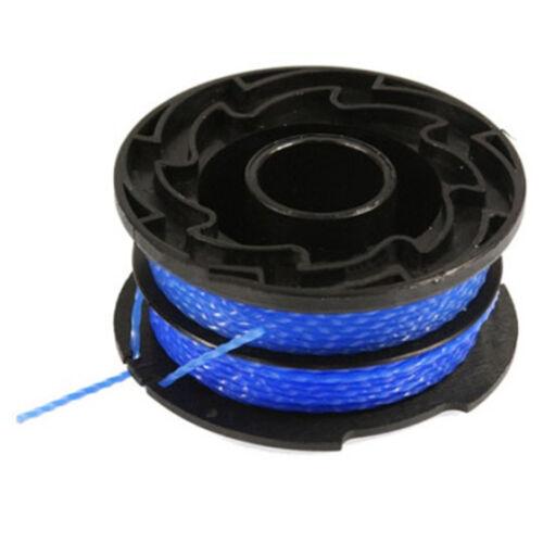 BLACK /& DECKER Double Dual Trimmer Strimmer Line /& Spool GL337SB GL350 x 3