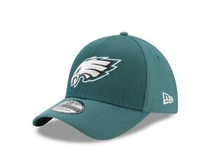 on sale 6c681 44023 Image is loading Philadelphia-Eagles-New-Era-Green-2017-Color-Rush-