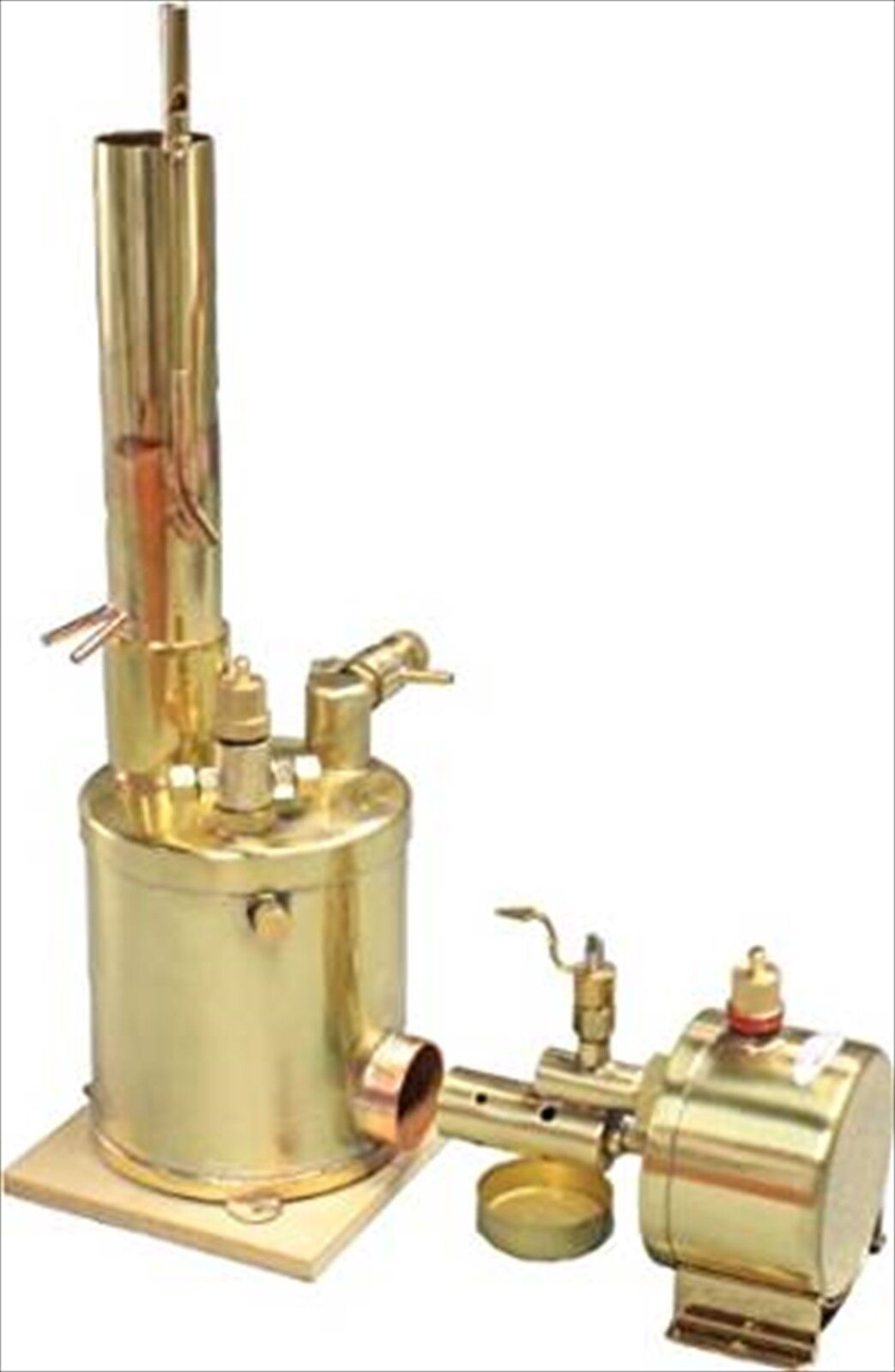 Saito Steam calderas para Modelo De Barco Bt-1L verdeical Tipo de Japón - 1000 Nuevo