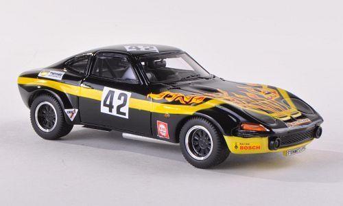 NEO modellllerLERS Opel GT Steinmetz Gr.4 Gerhard Sch 65533;65533; 1 43 43589 1  43 1 43