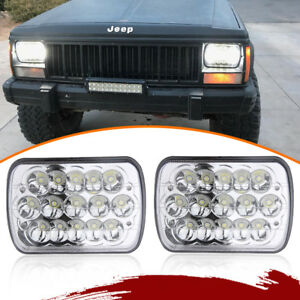 Image Is Loading 45w Dot Drl Led Headlight For 1986 1987