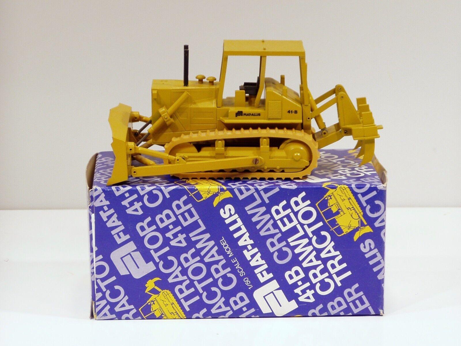 FIAT ALLIS 41B DOZER - 1 50 - Conrad  2910 - N. Comme neuf IN BOX