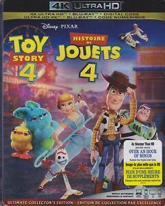 DISNEY-PIXAR-TOY-STORY-4-4K-ULTRA-HD-amp-BLURAY-amp-DIGITAL-SET-with-Keanu-Reeves