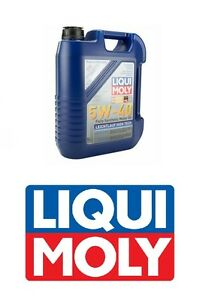for engine oil liqui moly leichtlauf high tech 5w 40. Black Bedroom Furniture Sets. Home Design Ideas