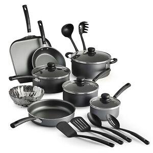 18-piezas-no-stick-utensilios-de-cocina-de-ollas-Bandejas-De-Vapor-Cocina-Utensilios-de-Cocina-Nuevo
