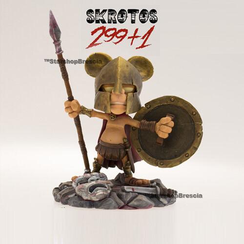 Rat-man - die unendliche sammlung 5 skrotos 299 + 1 - statue