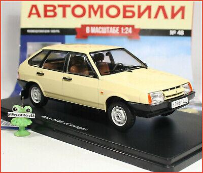 1:24 LADA 21011 russian Hachette Magazin №65 USSR UdSSR DDR URSS VAZ