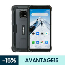 Smartphone Blackview BV4900 3Go+32Go Android 10 étanche robuste IP68 5580mAh NFC