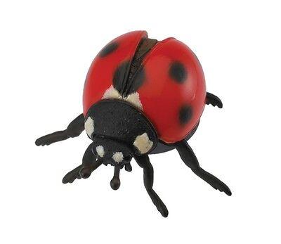 Collecta 88474 Ladybird 13 cm wild animals