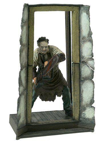 McFarlane Toys Movie Maniacs Series 7 Action Figure Texas Chainsaw Massacre L...