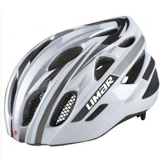 Limar 555 Road Racing Bike Bicycle Helmet White 52-57cms