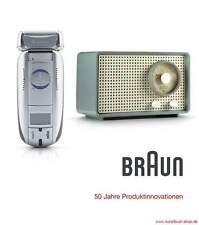 Fachbuch Braun 50 Jahre Produktinnovation 504 S. Dieter Rams 440 Fotos NEU OVP