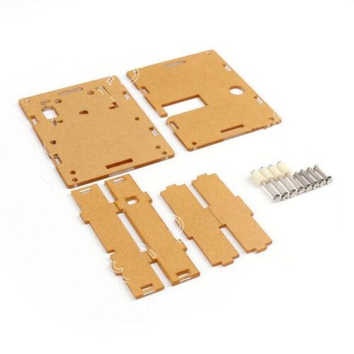 LCR-T4 Mega328 Transistor Tester Diode Triode Capacitance ESR Meter W// Shell