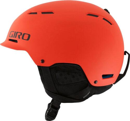 Giro Discord Skihelm Snowboardhelm matt rot//orange Größe M Wintersport Sicherhei