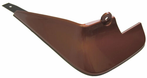 1999-2000 Toyota Solara Rear LH Mudflap Copper New OEM 7662606010E0 7662633100E0