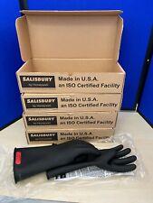 4 Pair Salisbury Honeywell Lineman Gloves Type 1 Class 0 9h Length 14 Ahcz