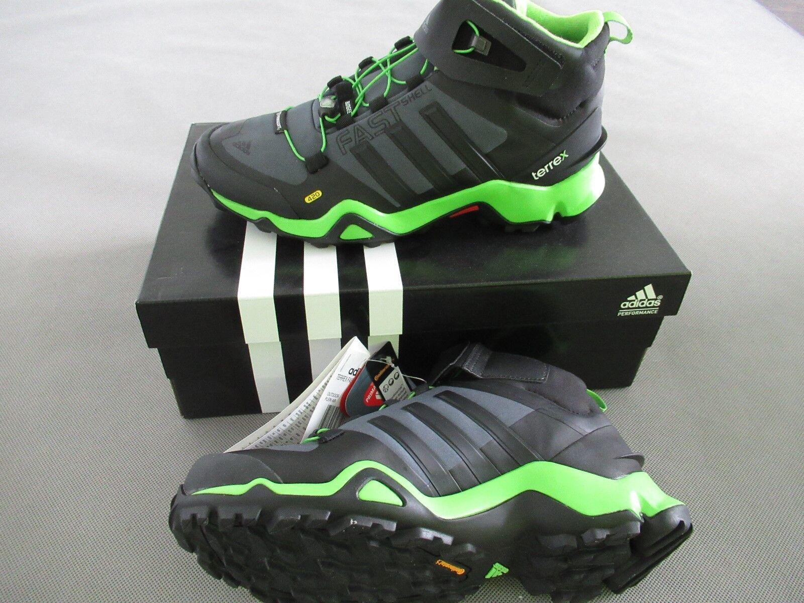 Adidas Terrex Fastshell Mid - Gr 40 - UK 6,5  -M21213 - NEU