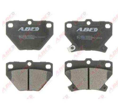 ABE Brake Pad Set disc brake C22020ABE