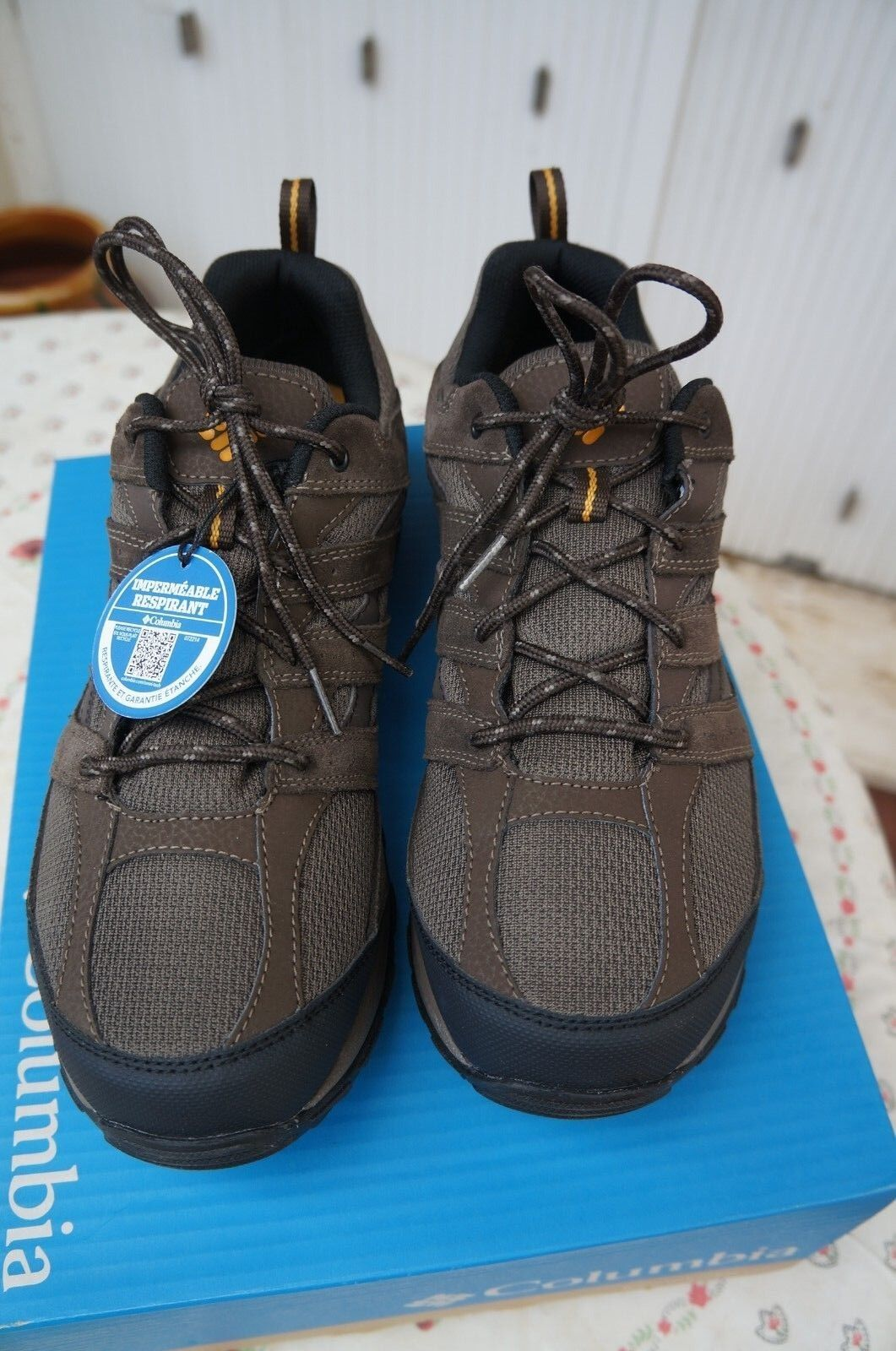 Chaussures de Randonn/ée Basses Homme TBS Gowell