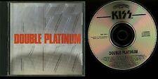 Kiss Double Platinum CD Casablanca 824 155-2 M-1 NOT REMASTER
