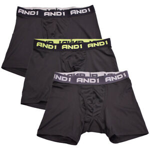 AND1-Men-039-s-3-Pack-Performance-Boxer-Briefs-S11
