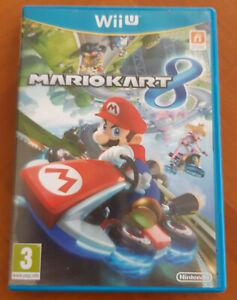 Jeu Mario Kart 8 - Nintendo Wii U