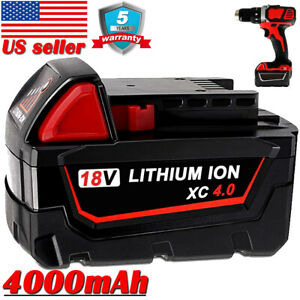 48-11-1840-For-Milwaukee-M18-LITHIUM-XC-18V-Extended-Capacity-Battery-48-11-1828
