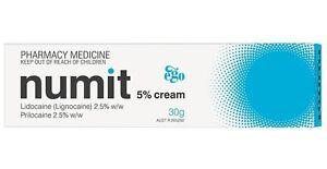 Ego-Numit-5-Anaethetic-Cream-30g-OzHealthExperts