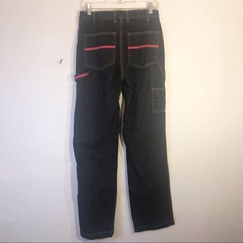 Calvin Klein Black Vintage Carpenter Jeans Women's